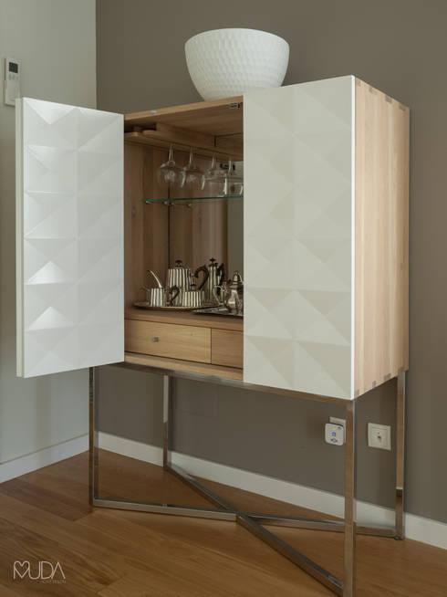 غرفة السفرة تنفيذ MUDA Home Design