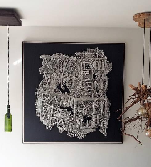 SAGRARIO: Arte de estilo  por HERZOK ESCULTORES Y FUNDICIÓN