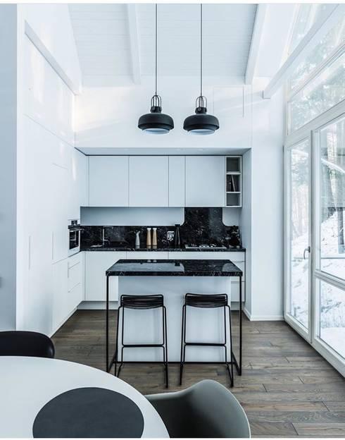 modern Kitchen by DAYAL Mimarlık