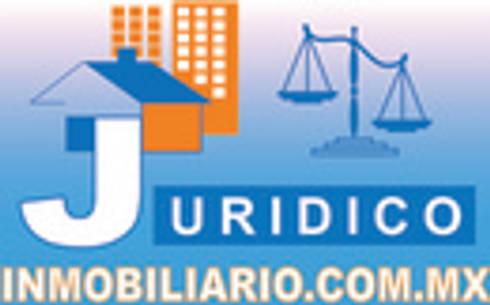 agencia inmobiliaria: Casas de estilo moderno por JURIDICO INMOBILIARIO