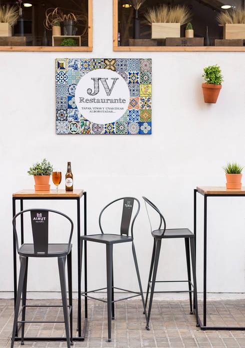 Terraza restaurante julio verne de globo estudio homify - Restaurante julio verne ...