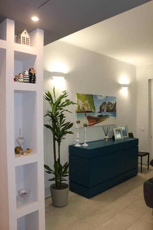 Ristrutturazione di un appartamento di 120 mq a Sesto San Giovanni ...