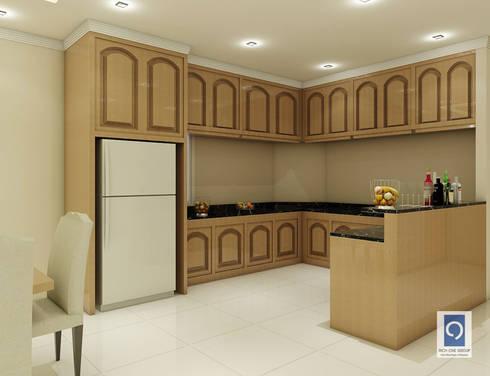 11 งานออกแบบห้องครัว ที่ทำให้ทุกวันของคุณมีความสุข:   by ริชวัน กรุ๊ป