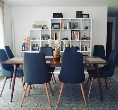 Muebles a la Medida: Hogar de estilo  por TRES52 - Mobiliario