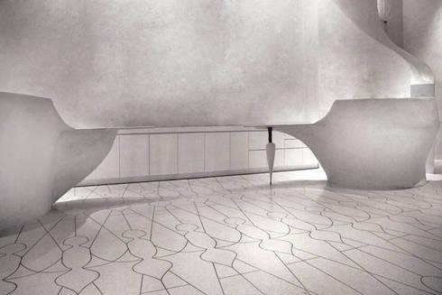 Reception Area - Lobby Marmara Park Avenue Hotel:  Hotels by Joe Ginsberg