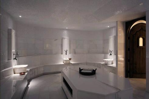 Spa Design:  Hotels by Joe Ginsberg