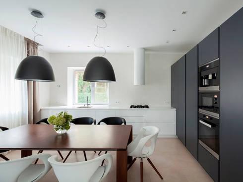 Kitchen: modern Kitchen by Telnova Julia