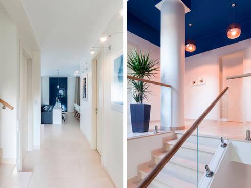 Stairs:  Corridor & hallway by Telnova Julia