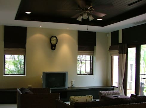 Home Interior Contemporary Design:   by     Avatar Co., ltd.