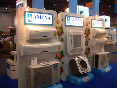 Exhibition Booth:   by     Avatar Co., ltd.