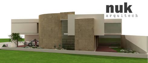 Rioja I:  de estilo  por nuk arquitech