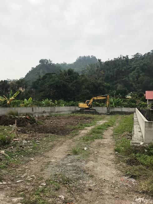 蓋特色民宿旅館:  房子 by 綠藝營造