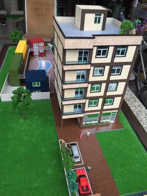模型設計:   by 綠藝營造