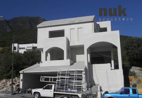 Sierra Alta II:  de estilo  por nuk arquitech