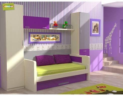 Cama abatible con escritorio en barrio la latina madrid de muebles parchis dormitorios - Camas abatibles en madrid ...