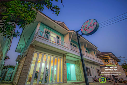Boutique guest house chaingmai.:   by Greenery cm property
