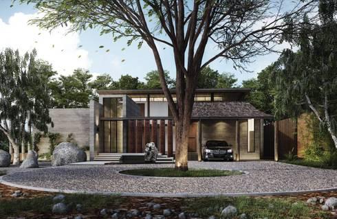 BAAN CHIANGRAI:   by Pure Architect Co., Ltd.