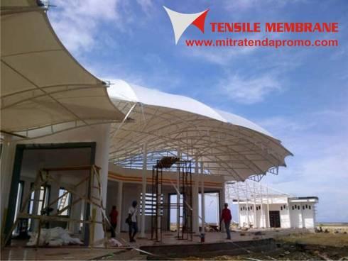 TENDA MEMBRANE STRUCTURE:  Venue by MITRA TENDA PROMO - TENDA MEMBRANE