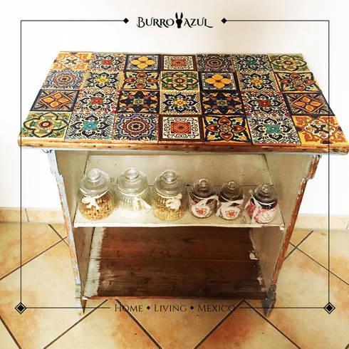 Vintage möbel  Vintage-Möbel aufpeppen von Burro Azul | homify