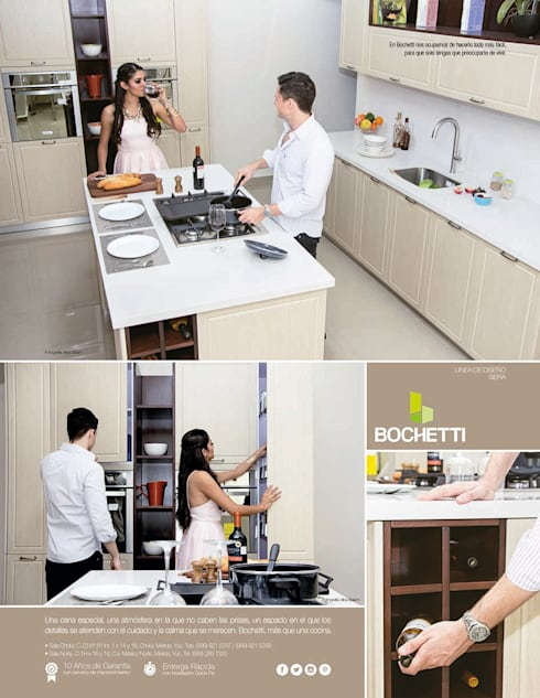 Kitchen by BOCHETTI
