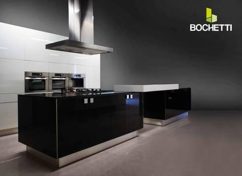 VANGARD: Cocinas de estilo minimalista por BOCHETTI