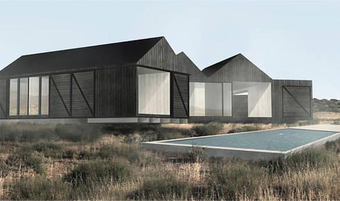 Vivienda Latorre: Casas de estilo moderno por Superficie Arquitectura