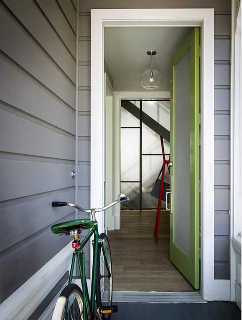 Noe Valley I: classic Houses by Feldman Architecture