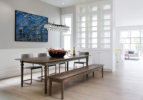 Noe Valley I: classic Dining room by Feldman Architecture
