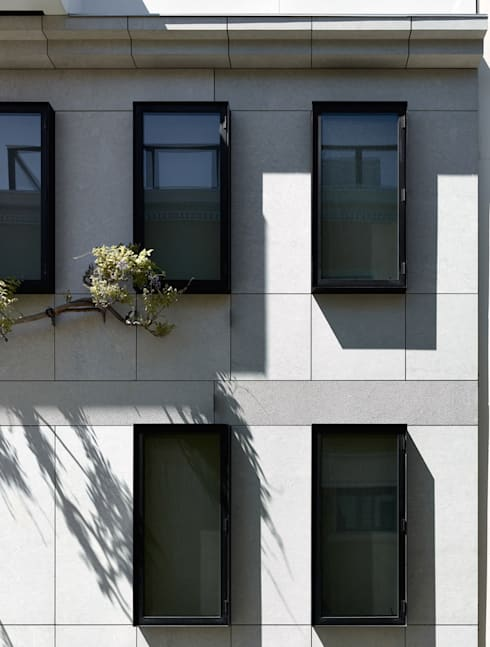 Telegraph Hill: modern Houses by Feldman Architecture