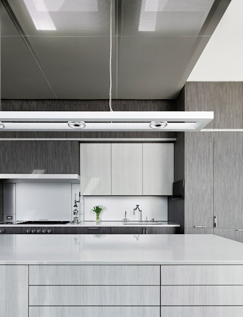 Telegraph Hill: modern Kitchen by Feldman Architecture