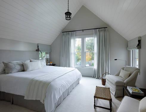 The Grange: classic Bedroom by Feldman Architecture