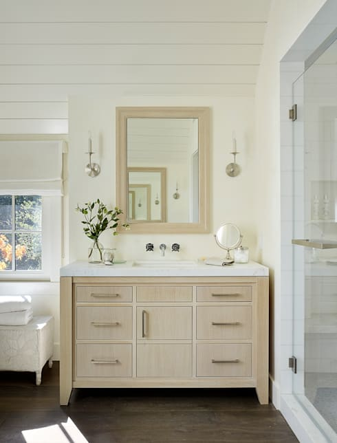 The Grange:  Bathroom by Feldman Architecture