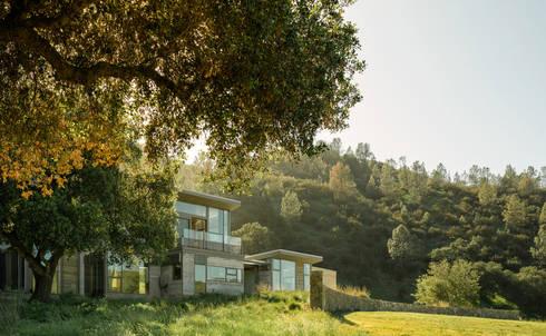 Spring Ranch: modern Houses by Feldman Architecture