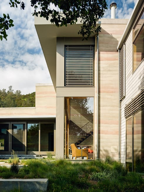 Spring Ranch: modern Houses by Feldman Architecture