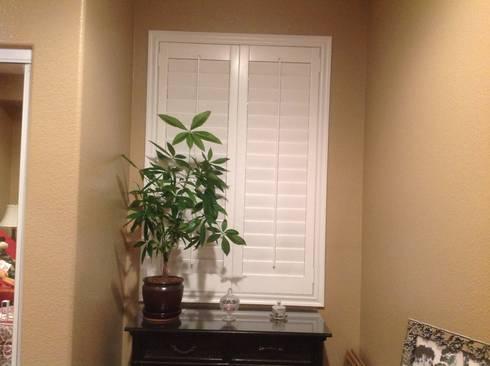 Persianas Tipo Shutter en San diego California: Puertas y ventanas de estilo mediterraneo por Persianas tijuana online
