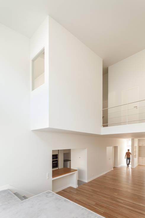غرفة المعيشة تنفيذ Colectivo Cais