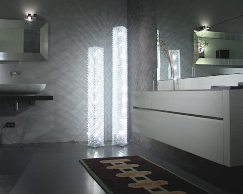 modern Bathroom by Le Meduse s.a.s.