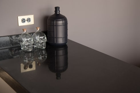 Departamento muestra Torre de Piedra : Cocina de estilo  por DODA Arquitectura + Diseño