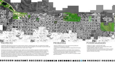 Plan General:  de estilo  por gOO Arquitectos