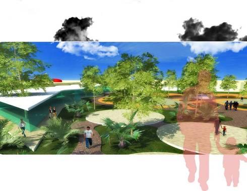 Centro Integral de Diabetes y Obesidad : Clínicas / Consultorios Médicos de estilo  por Lobato Arquitectura