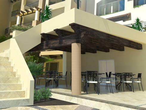 PROPUESTA:  de estilo  por PLANTE ARCHITECTURE