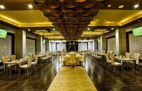 Hotel Savvy Grand:  Hotels by Studio Interiors Infra Height Pvt Ltd