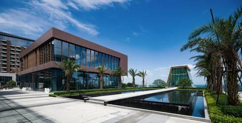 Shishi Gold Coast Project, Shishi, China by Aedas:   by Aedas