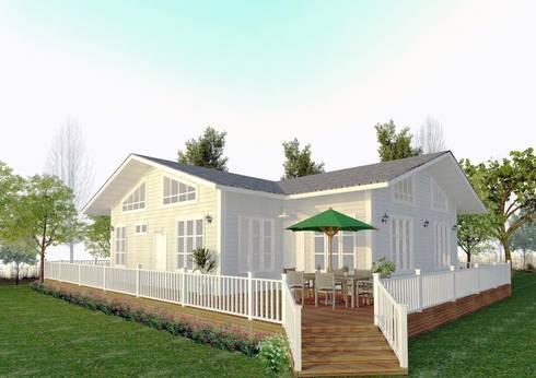 บ้านไม้เฌอร่า:   by C.C.CON CONSTRUCTION