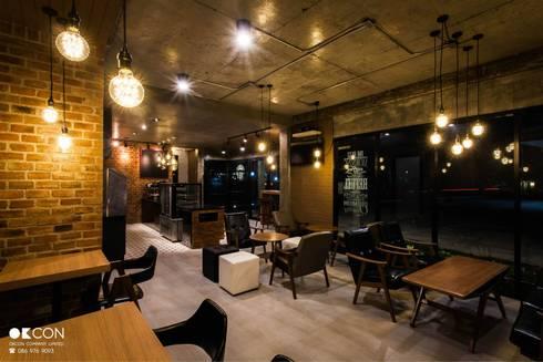 Refuel Café:   by OKCON