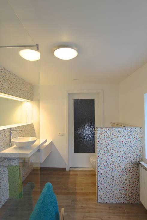 R novation d 39 une salle de bain by architecte d 39 int rieur d - Aurelie hemar architecte d interieur ...