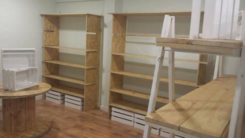 Fabricaci n de muebles de madera natural ntegro para for Fabrica del mueble