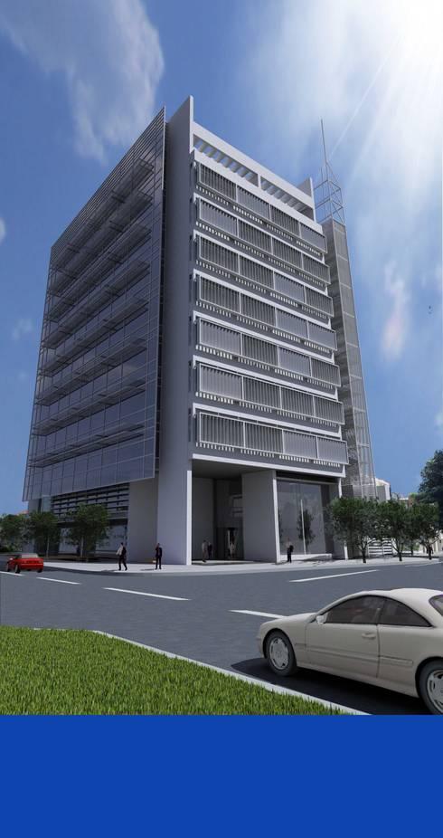 Torre Proksol:  de estilo  por MRV ARQUITECTOS