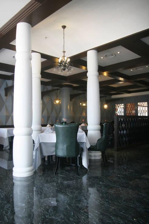 天津 伊勢丹DELIGHTS 餐廳:  辦公室&店面 by 直譯空間設計有限公司