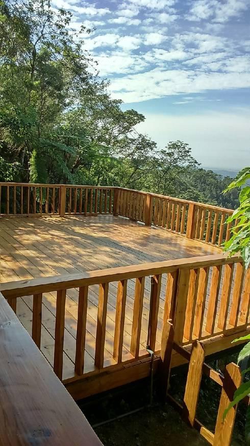 客製休閒鋼構木屋-1:   by 鄉村東和鋼構木屋